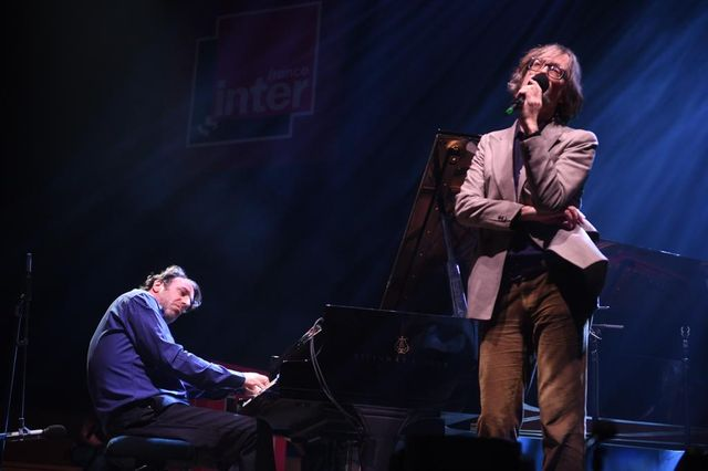 Chilly Gonzales et Jarvis Cocker