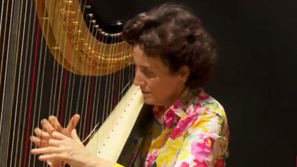 Fauré | Impromptu pour harpe op. 86  par Isabelle Moretti