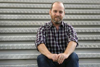 Arthur Nauzyciel, comédien, metteur en scène et directeur du Théâtre National de Bretagne
