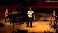 Improvisation de Soizic Lebrat, Annette Giesriegl et Elisabeth Harnik