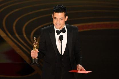 """Rami Malk, Oscar du meilleur acteur pour son rôle de Freddie Merury dans """"Bohemian Rhapsody"""""""