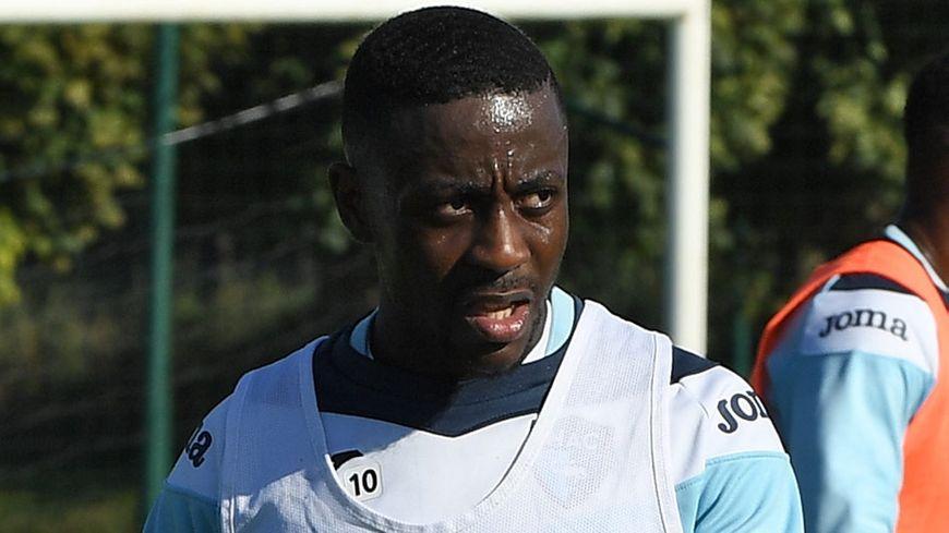Alan Dzabana est au Havre AC depuis janvier 2018