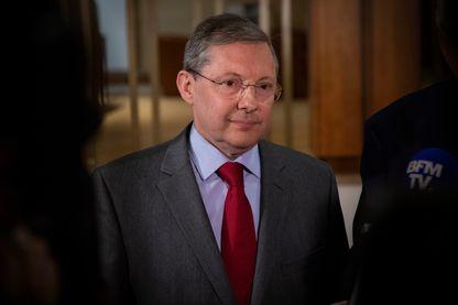 Philippe Bas, président de la commission des lois du Sénat.