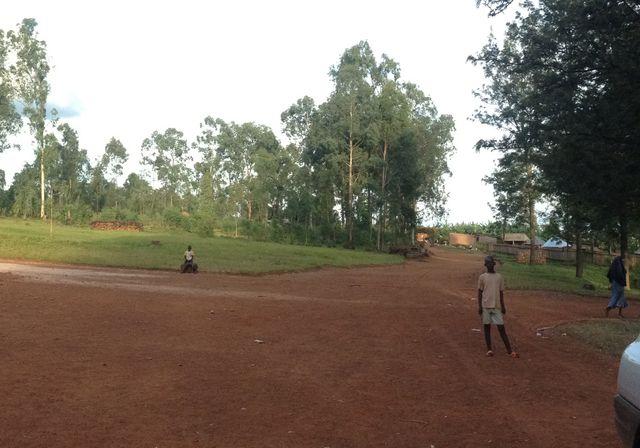 Bisesero, Rwanda.
