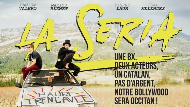 Film La Seria, programmé au cinéma le Vox de Villefranche de Rouergue le samedi 9 février à 14h30