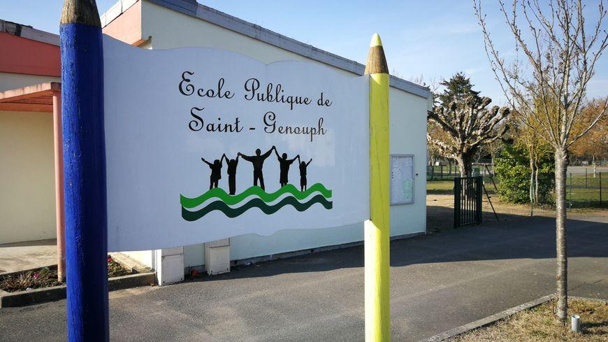 Dans l'école de St Genouph, il y a actuellement quatre classes qui vont de la maternelle au CM2 contre trois voire deux à Berthenay si le projet de RPI ne se concrétise pas.