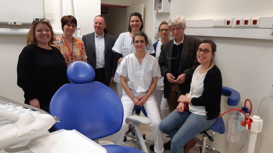 L'hôpital de Saint-Lô ouvre des consultations dentaires pour les personnes handicapées
