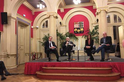 Grand débat national dans le XVIème arrondissement de Paris, février 2019.