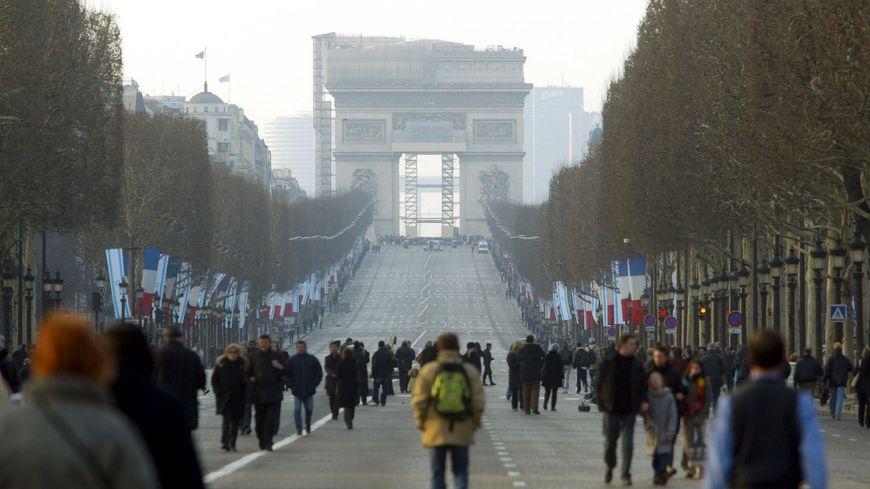 Paris respire dimanche : les Champs Elysées et les quatre premiers arrondissements interdits aux voitures