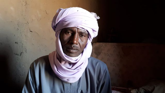"""Pour Mohamed Awda, représentant du chef du canton, """"l'armée seule ne parviendra pas à eliminer Boko Haram"""""""