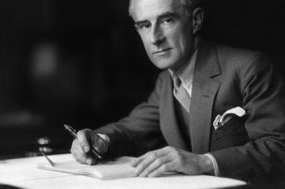 Portrait de Maurice Ravel (1875 - 1937)