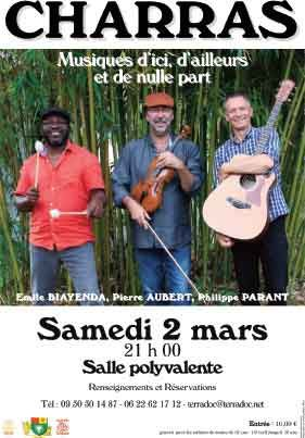 concert Charras