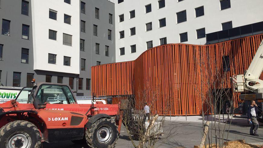La nouvelle clinique Bordeaux Tondu est quasiment prête pour accueillir ses futurs patients