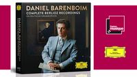 Sortie CD : Daniel Barenboim - The Complete Berlioz recordings