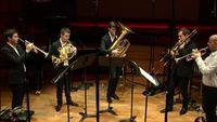 Cosma, Liszt, Debussy... par Ronald Noerjadi, Local Brass, Sasha Boldachev et Kontakte Duo