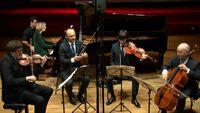 Le Quatuor Danel et Claire Désert jouent Chostakovitch