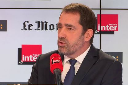 Christophe Castaner, ministre de l'Intérieur, invité de Questions politiques.
