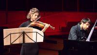J.Otal, l'Ensemble Azahar, A.Göckel et T.de Williencourt interprètent Saint-Saëns, Mozart, Hindemith...