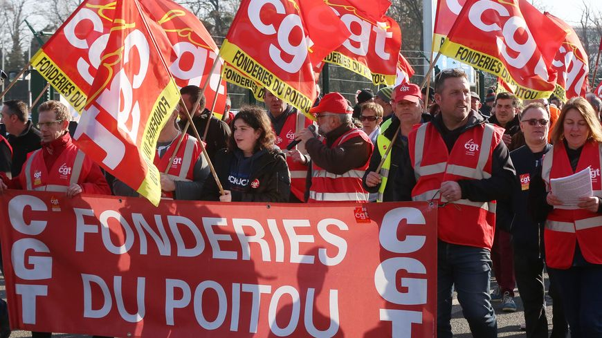 Les Fonderies du Poitou font travailler plus de 700 salariés à Ingrandes-sur-Vienne.