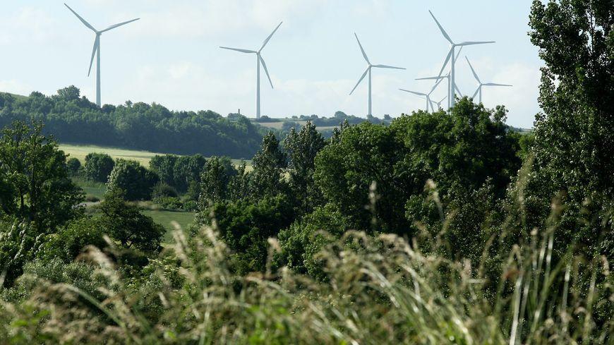 Le projet éolien de Peuch Géant vient de recevoir un avis défavorable après enquête publique (photo d'illustration)
