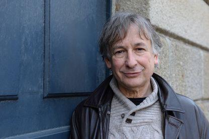 L'écrivain Jean Rouaud à St Malo le 18 mai 2013