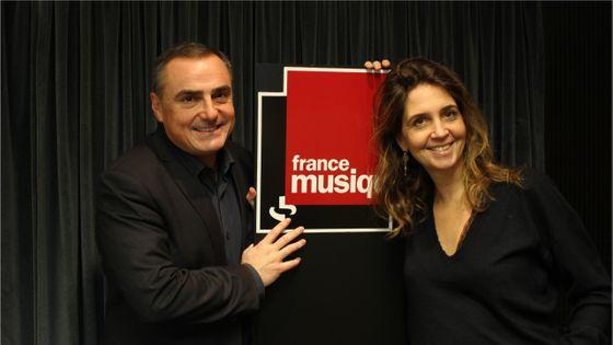 Bruno Messina et Elsa Boublil