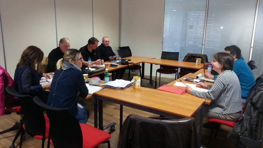 Le club emploi cadres de Pôle Emploi Baudens à Bourges