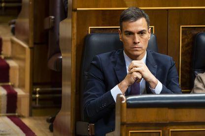 Pedro Sanchez, le Premier Ministre de l'Espagne