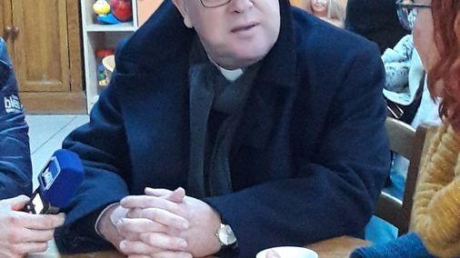 Mgr Benoît Bertrand évêque de Mende