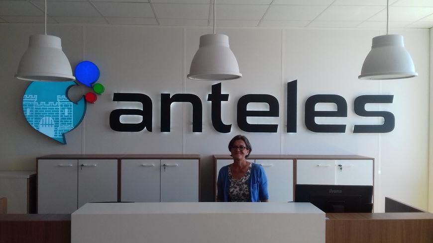 La société Anteles est basée dans la zone industrielle de L'Isle-d'Espagnac