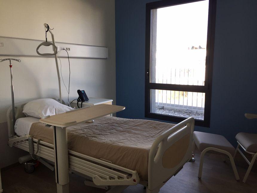 Les chambres de la clinique pourront accueillir les patients dès le 4 mars