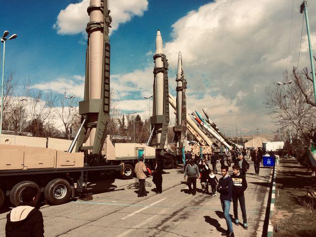 Exposition à Téhéran dédiée à l'industrie de l'armement