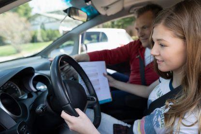 Passer le permis à 17 ans