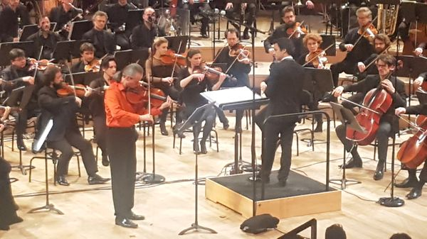 "Marc Desmons joue ""Fantaisie Concerto"" de Graciane Finzi"