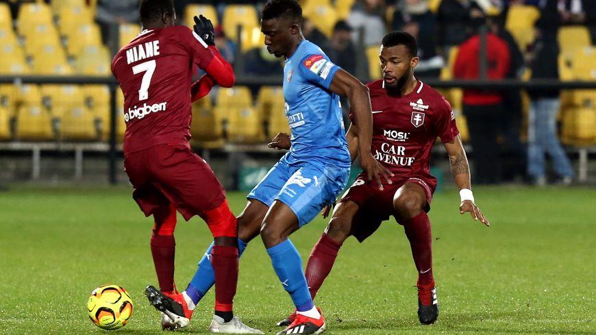 Un match d'hommes ce Metz-Béziers