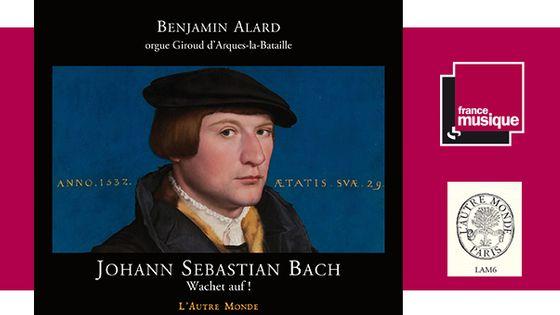 Benjamin Alard - Johann Sebastian Bach