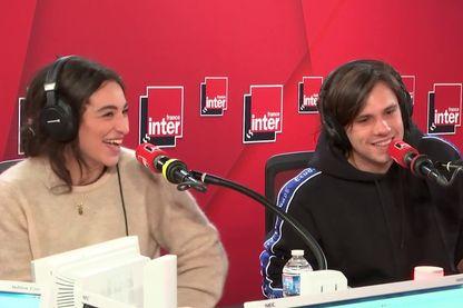 Camélia Jordana et Orelsan, à quelques heures des Victoires de la Musique 2019