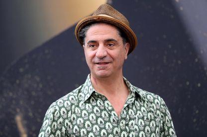L'acteur, Simon Abkarian le 18 juin 2017 à Monaco.