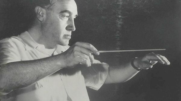 Le chef d'orchestre Constantin Silvestri (3/5)