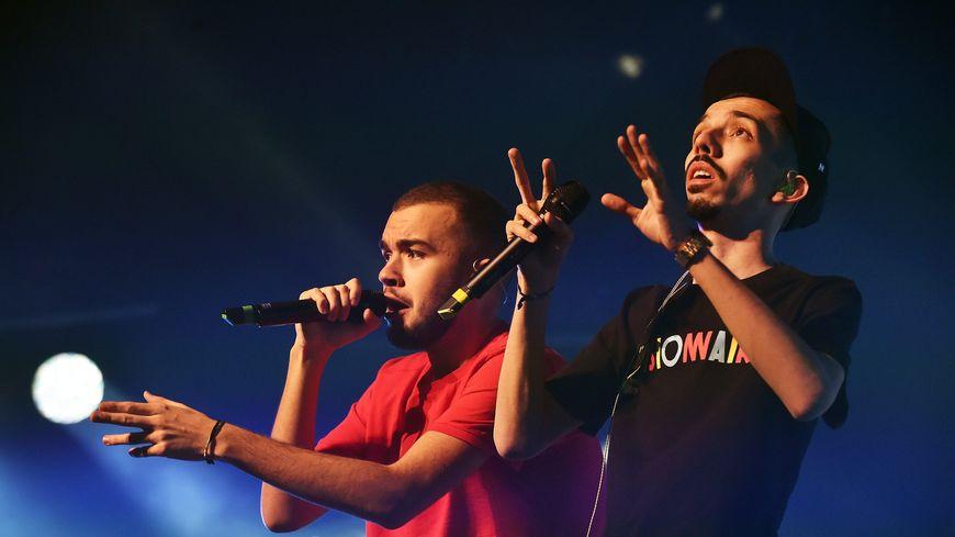 Illustration : Big Flo et Oli en concert à Lille en mars 2018.
