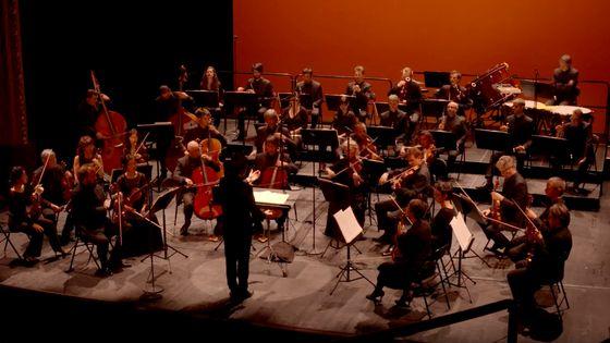 L'Orchestre national d'Auvergne