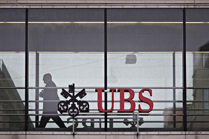 La banque UBS a été condamnée à 4 millions d'euros d'amende