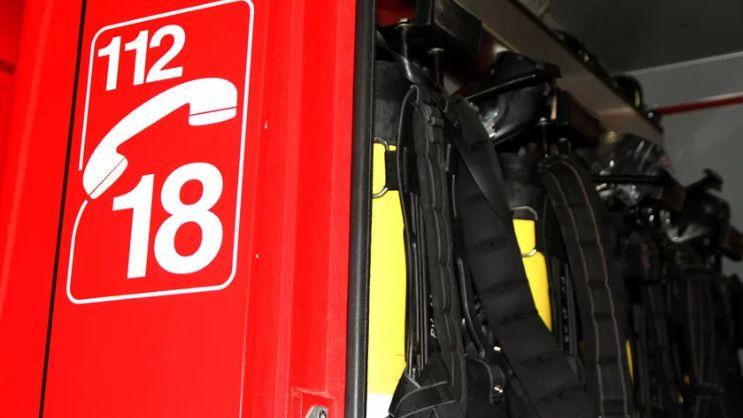Les pompiers de la Loire sont intervenus vers 20h à Saint-Pierre-la-Noaille