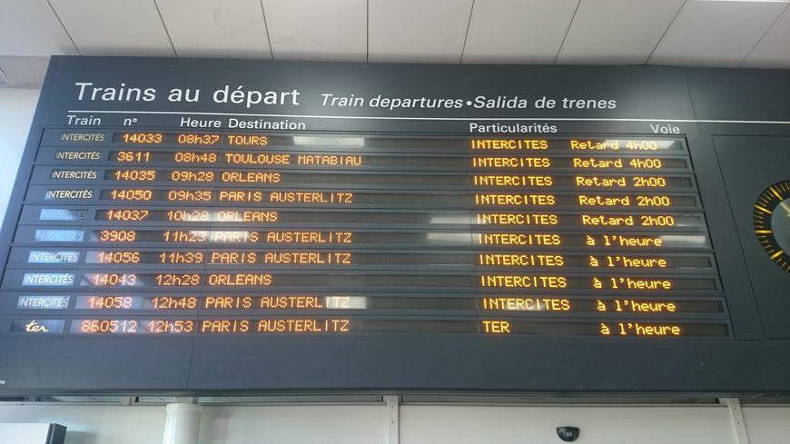 Les retards sur la ligne SNCF Orléans-Paris pointés du doigt par une association d'usagers