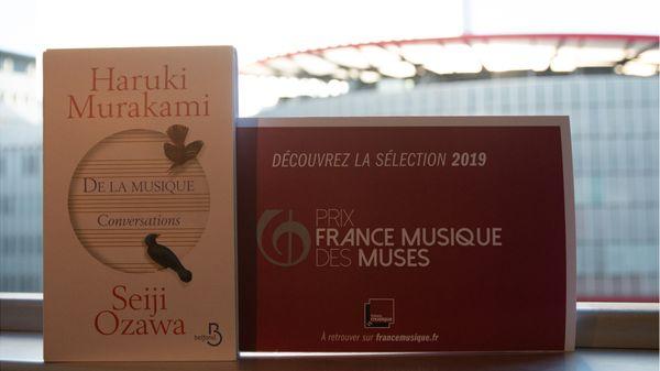 « De la musique » d'Haruki Murakami et Seiji Ozawa - Sélection Prix France Musique des Muses 2019