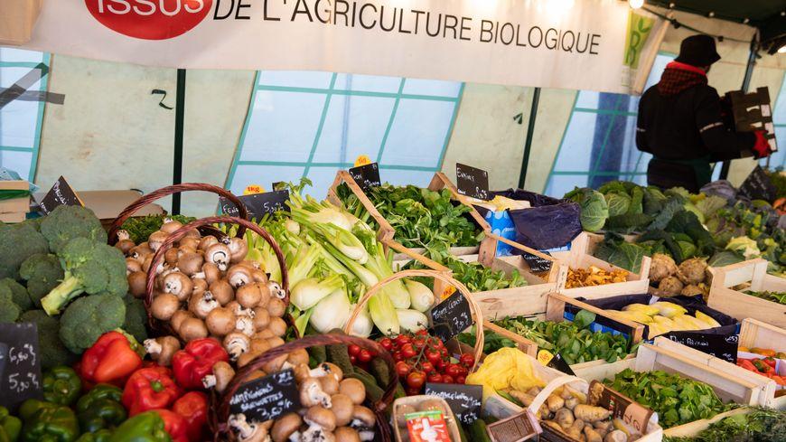 Le bio fait une percée en Ile-de-France.