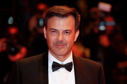 """Le réalisateur, François Ozon sur le tapis rouge pour la première du film """"Grace a Dieu"""" lors du 69ème festival du film de la Berlinale le 8 février 2019."""