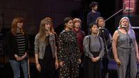 """Concert avec la troupe de la comédie musicale """"Un violon sur le toit"""""""