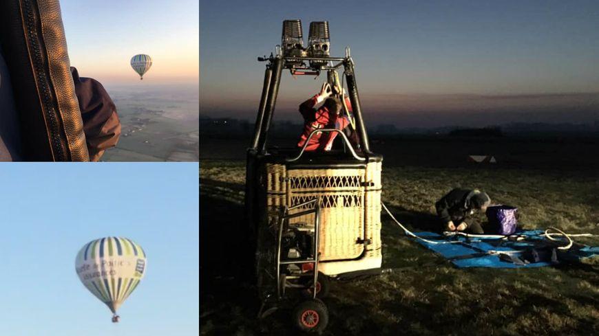 EN IMAGES - Une Poitevine fait du trapèze à 3.700 mètres d'altitude, record du monde battu à Châtellerault 870x489_collage_0
