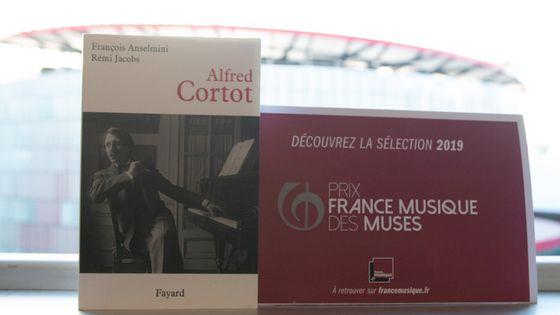 """"""" Alfred Cortot """" de François Anselmini et Rémi Jacobs (éd. Fayard)"""